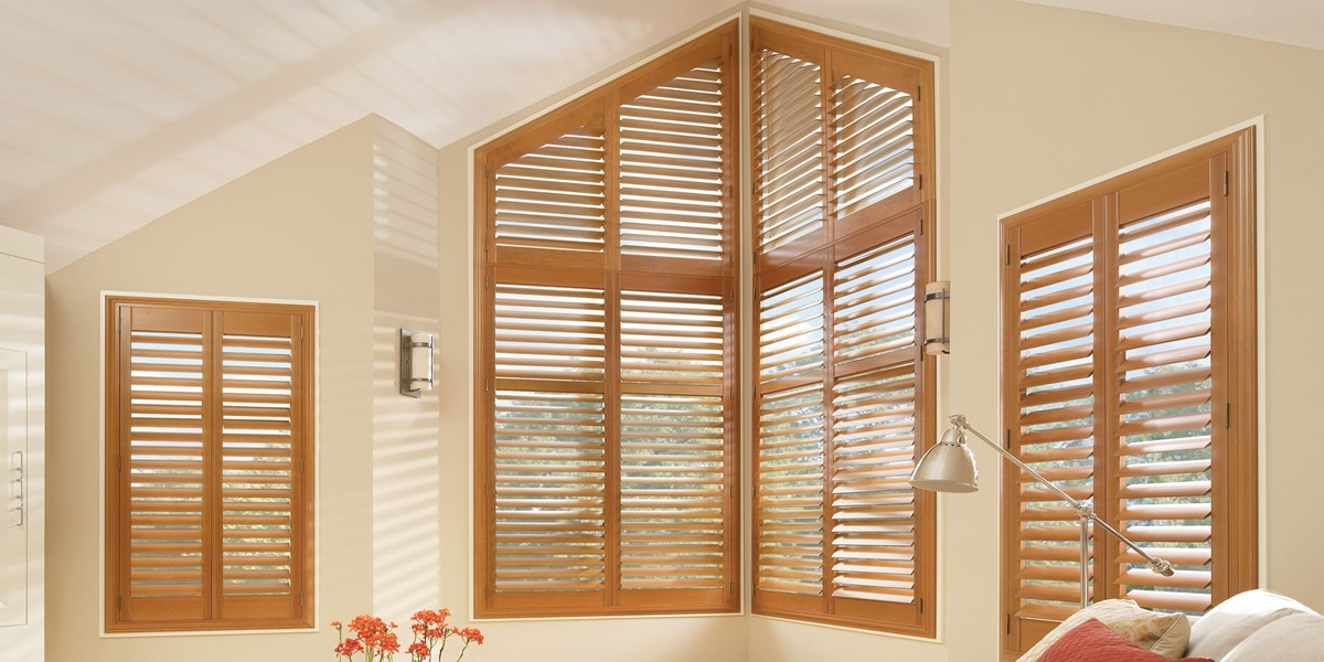 Angle Top Shutters