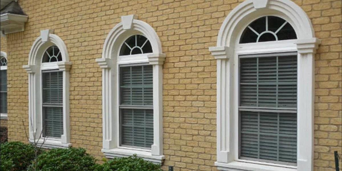blinds outside