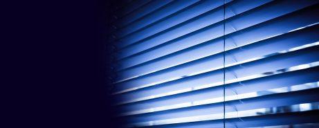aluminum mini blinds